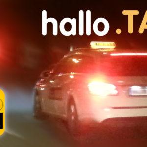 hallo Taxi - Die Taxi App für Taxifahrer und Taxizentralen