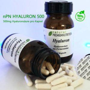 nPN Hyaluron vegan aus Mais Fermentation
